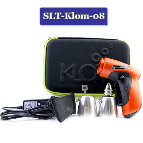 Klom Locksmith Tools Rechargable Electric Lock Pick Gun