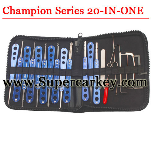 Champion Series 20-IN-ONE For House Lock