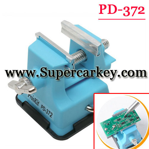 Brand ProsKit PD-372  Mini Vise (Jaw opening 25mm)