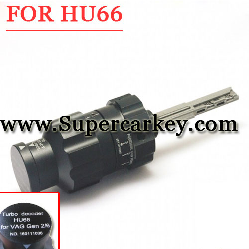 Turbo Decoder HU66V.3 For VAG Gen 2/6