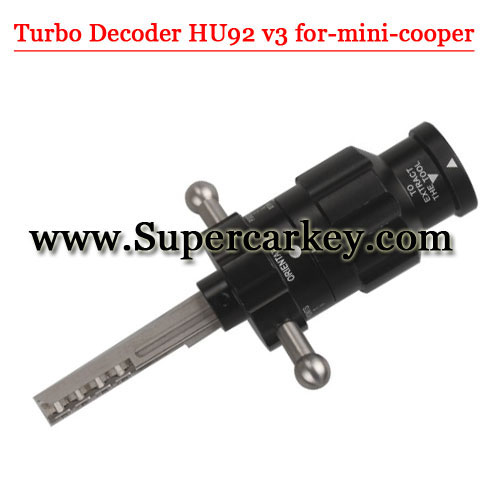 Turbo Decoder HU92 V.3 for BW E/Mini Cooper