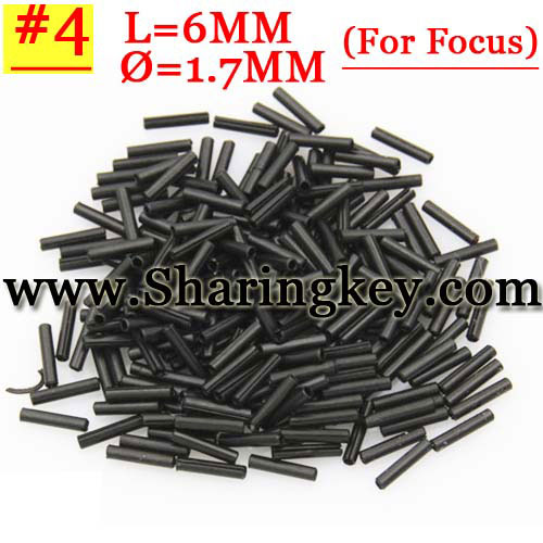 Pin For Flip Key Type#4(8mm *1.6MM) Special For Focus