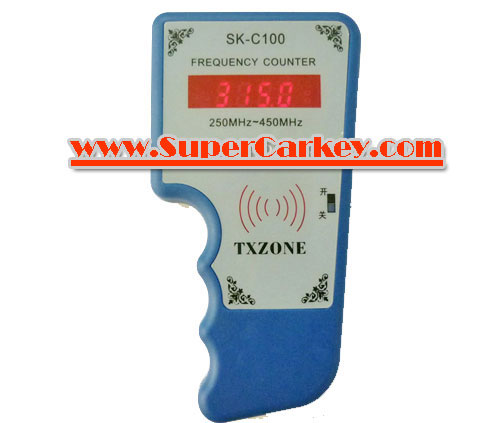 Hand Holder Frequency Counter (250MHZ-450MHZ)