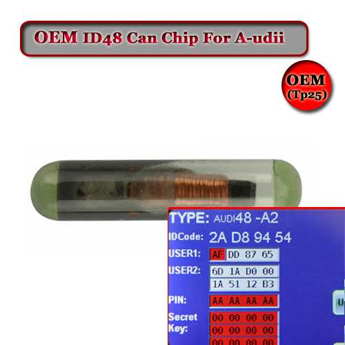 OEM ID48 Can Transponder Chip For Audi