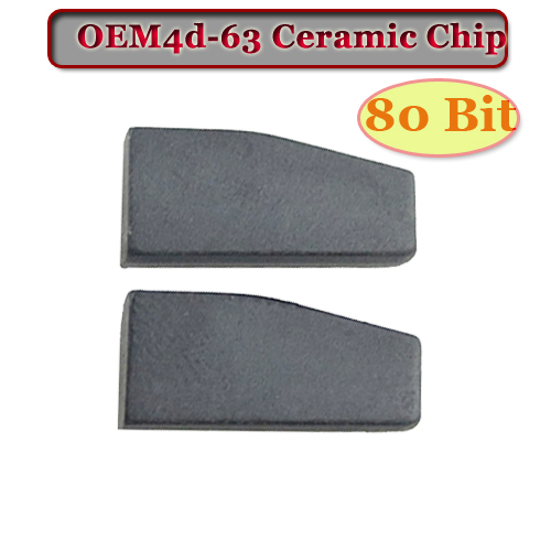 OEM 4D-63 80 BIT Transponder Chip(Replace some geniune 4d-63)