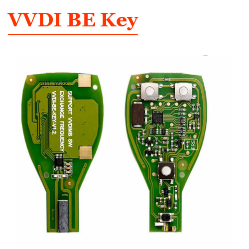 NEW VVDI mb KEY Board 315/433 MHZ for BGA key