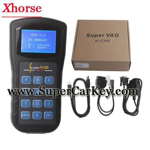 Super VAG K+CAN V4.6 Free Shipping